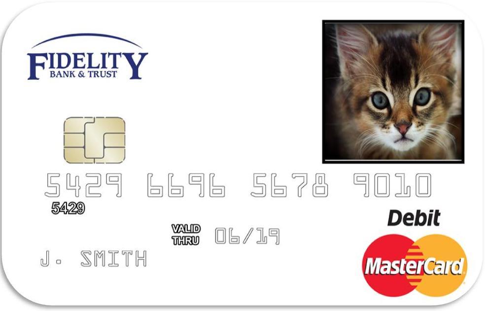 Debit Cards | Fidelity Bank & Trust